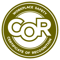 COR Safety Seal
